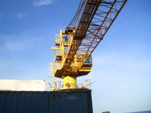 Crane Inspection and testing