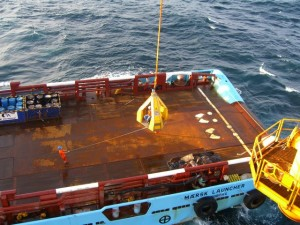 Offshore personnel transfer training